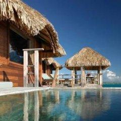 Отель Four Seasons Resort Bora Bora 5* Люкс с различными типами кроватей фото 3