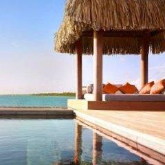 Отель Four Seasons Resort Bora Bora 5* Люкс с различными типами кроватей фото 15