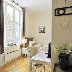 Отель Ellingsens Pensjonat 3* Стандартный номер с различными типами кроватей (общая ванная комната) фото 4