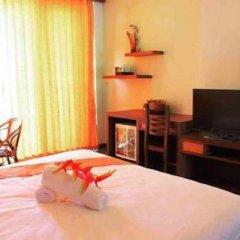 Отель Peace Paradise Beach 3* Номер Делюкс с двуспальной кроватью