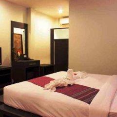 Отель Peace Paradise Beach 3* Номер Делюкс с двуспальной кроватью фото 3