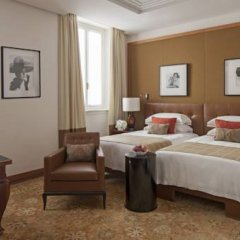 Four Seasons Hotel Milano 5* Номер категории Премиум с различными типами кроватей фото 3