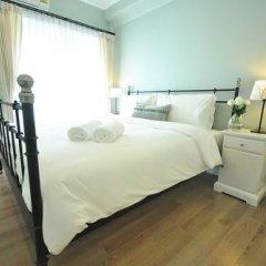 Отель Bangkok Vacation House 4* Улучшенные апартаменты с различными типами кроватей