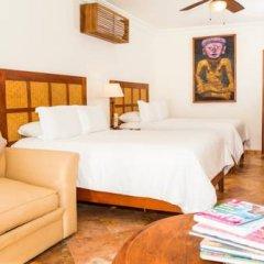 Cabo Surf Hotel & Spa 4* Улучшенная студия фото 5