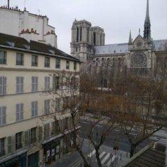 Отель Hôtel Les Degrés De Notre Dame 2* Улучшенный номер фото 2