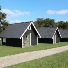 Отель Skovlund Camping & Cottages Коттедж фото 18
