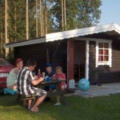 Отель Skovlund Camping & Cottages Коттедж Эконом фото 4