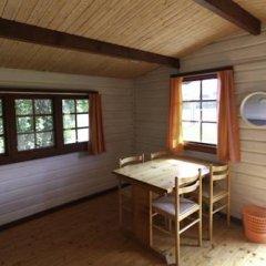 Отель Skovlund Camping & Cottages Коттедж Эконом фото 6