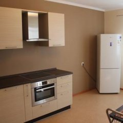 Апартаменты Fletkom Apartments on 50 Let VLKSM Street Стандартный номер разные типы кроватей фото 5