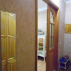 Хостел Омск Стандартный семейный номер с двуспальной кроватью