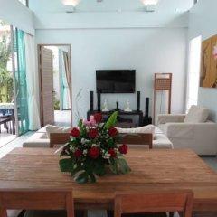 Отель Areca Pool Villa 4* Вилла с различными типами кроватей фото 20