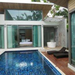 Отель Areca Pool Villa 4* Вилла с различными типами кроватей