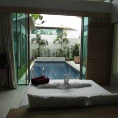 Отель Areca Pool Villa 4* Вилла с различными типами кроватей фото 16