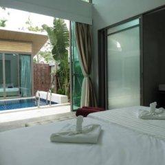 Отель Areca Pool Villa 4* Вилла с различными типами кроватей фото 7