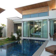 Отель Areca Pool Villa 4* Вилла с различными типами кроватей фото 8