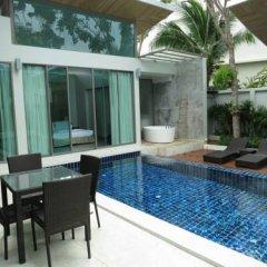 Отель Areca Pool Villa 4* Вилла с различными типами кроватей фото 5
