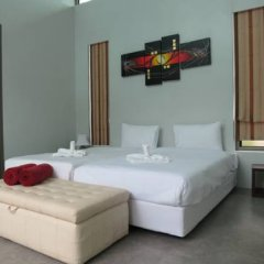 Отель Areca Pool Villa 4* Вилла с различными типами кроватей фото 11