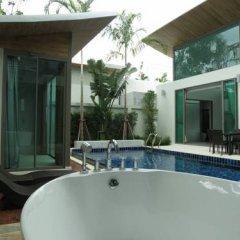 Отель Areca Pool Villa 4* Вилла с различными типами кроватей фото 6