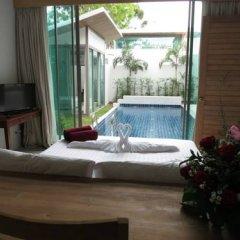 Отель Areca Pool Villa 4* Вилла с различными типами кроватей фото 14