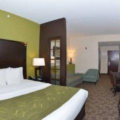Отель Comfort Suites Lake City 3* Люкс фото 4