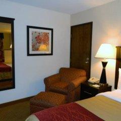 Отель Comfort Inn Farmington 2* Стандартный номер с различными типами кроватей фото 4