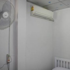 Bkk Lumphini Home Stay Hostel Стандартный номер фото 13
