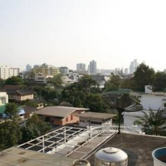 Bkk Lumphini Home Stay Hostel Стандартный номер фото 20