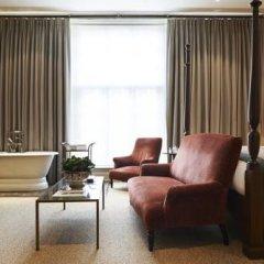 Отель Dean Street Townhouse 3* Улучшенный номер с различными типами кроватей фото 5