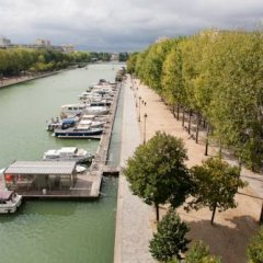 St.christopher Paris Canal Hostel Стандартный номер фото 12