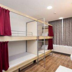 St Christopher's Inn Gare Du Nord - Hostel Стандартный номер с двуспальной кроватью фото 13
