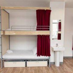 St Christopher's Inn Gare Du Nord - Hostel Кровать в общем номере с двухъярусной кроватью фото 18