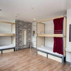 St Christopher's Inn Gare Du Nord - Hostel Кровать в общем номере с двухъярусной кроватью фото 20