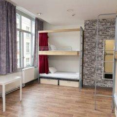 St Christopher's Inn Gare Du Nord - Hostel Кровать в общем номере с двухъярусной кроватью фото 17