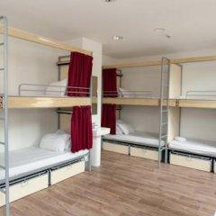 St Christopher's Inn Gare Du Nord - Hostel Кровать в общем номере с двухъярусной кроватью фото 19