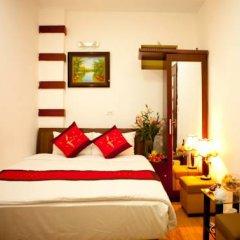 Hanoi Vision Boutique Hotel 3* Стандартный номер разные типы кроватей