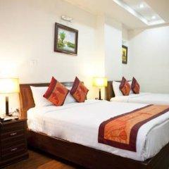Hanoi Vision Boutique Hotel 3* Стандартный семейный номер разные типы кроватей фото 5