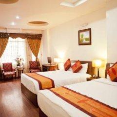 Hanoi Vision Boutique Hotel 3* Стандартный семейный номер разные типы кроватей