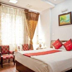 Hanoi Vision Boutique Hotel 3* Номер Делюкс разные типы кроватей фото 5