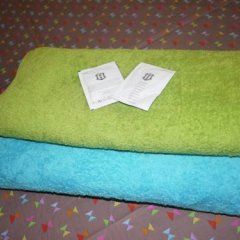 Гостиница Гермес 3* Стандартный семейный номер разные типы кроватей (общая ванная комната) фото 15