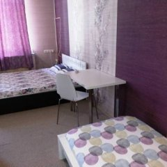 Гостиница Гермес 3* Стандартный семейный номер разные типы кроватей (общая ванная комната) фото 6