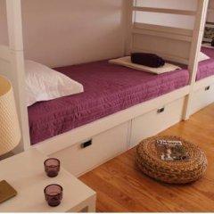 Lost Inn Lisbon Hostel Кровать в общем номере фото 15