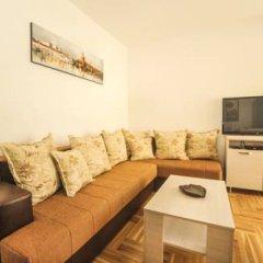 Апартаменты Azzuro Lux Apartments Улучшенные апартаменты с различными типами кроватей фото 22