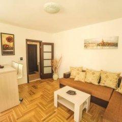 Апартаменты Azzuro Lux Apartments Улучшенные апартаменты с различными типами кроватей фото 23