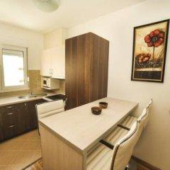 Апартаменты Azzuro Lux Apartments Улучшенные апартаменты с различными типами кроватей фото 18