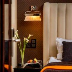 Гостиница Астория Апартаменты разные типы кроватей фото 17