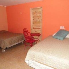 Отель Cabañas Claro De Luna 3* Стандартный номер