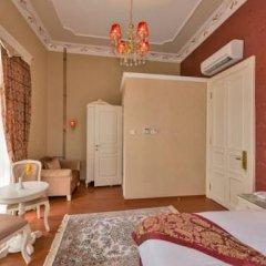 Enderun Hotel Istanbul 4* Номер Делюкс с двуспальной кроватью фото 3
