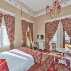 Enderun Hotel Istanbul 4* Номер Делюкс с двуспальной кроватью фото 6