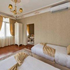 Enderun Hotel Istanbul 4* Номер Делюкс с двуспальной кроватью фото 4