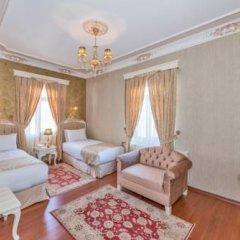 Enderun Hotel Istanbul 4* Номер Делюкс с двуспальной кроватью фото 5